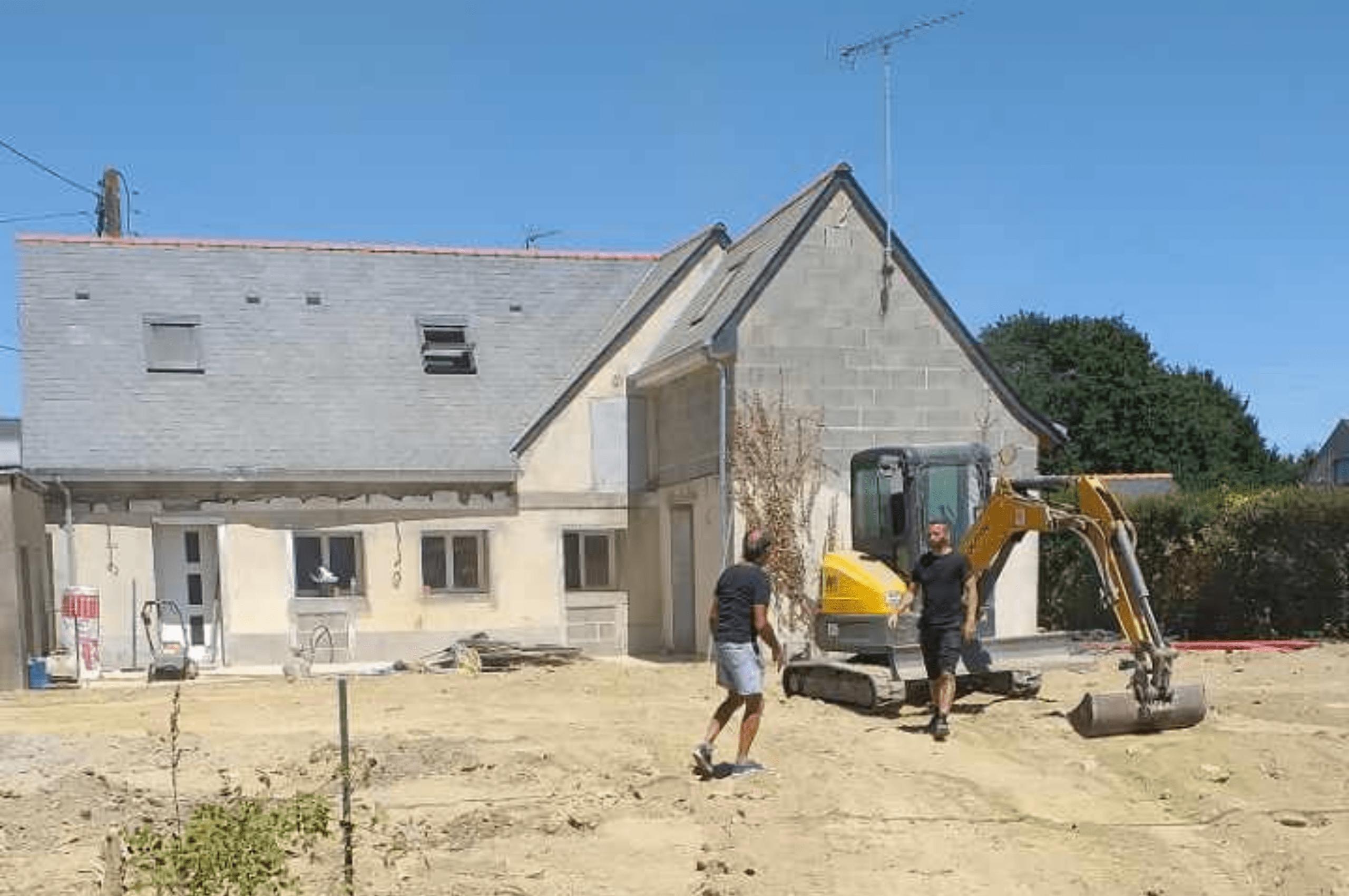 Artisan Angers Rénovation Maison