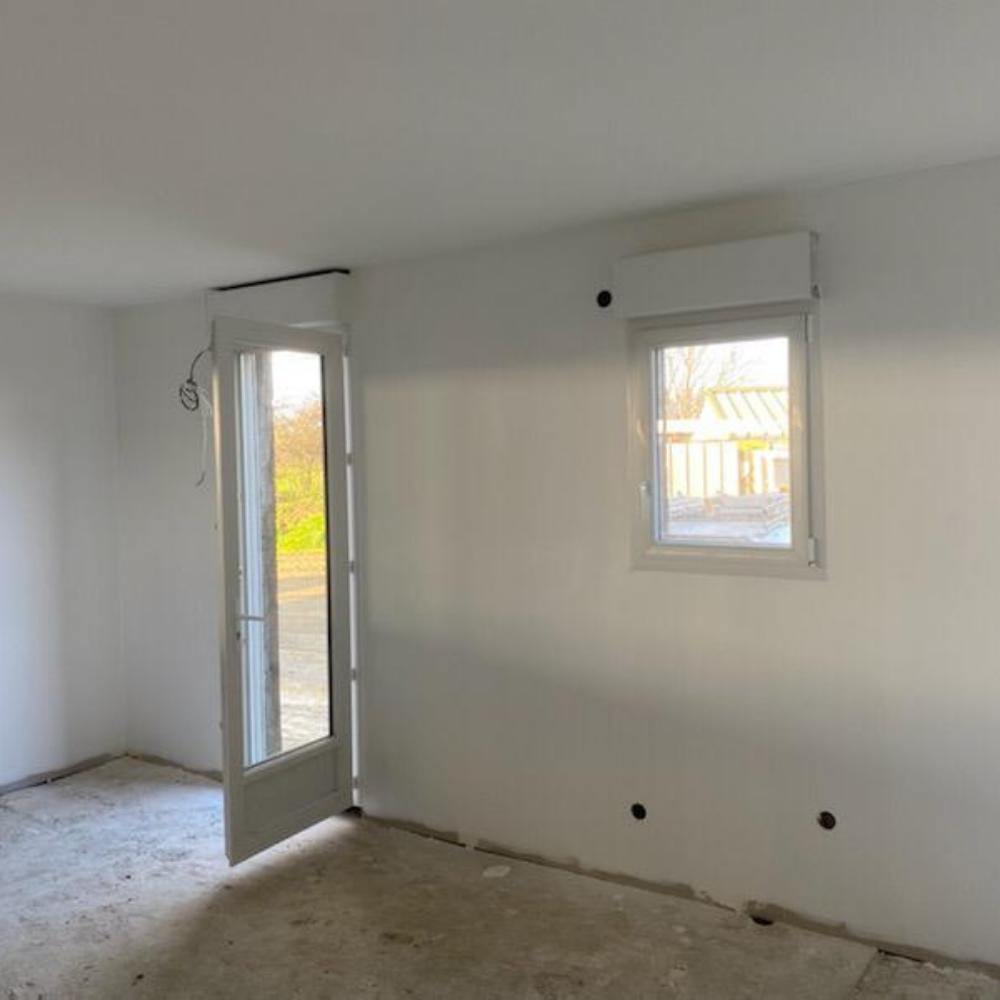 Renovation maison Angers